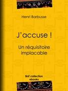 J'accuse !