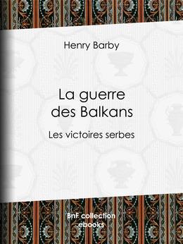 La guerre des Balkans