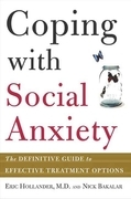 Coping with Social Anxiety