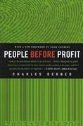 People Before Profit