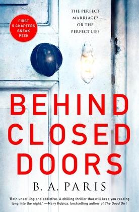 Behind Closed Doors 5-Chapter Sampler