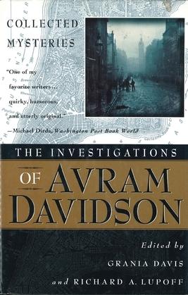 The Investigations of Avram Davidson