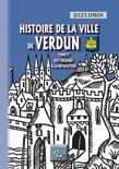 Histoire de la Ville de Verdun (Tome Ier)