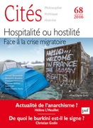 Cités 2016 - N° 68