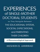Experiences of Single - Mother Doctoral Students as They Navigate Between the Educational System, Societal Expectations, and Parenting Their Children: