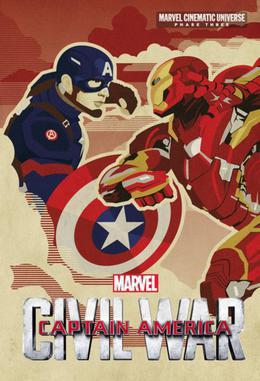 Phase Three: Marvel's Captain America: Civil War