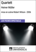 Quartett (Heiner Müller - mise en scène Robert Wilson - 2006)