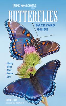 Bird Watcher's Digest Butterflies Backyard Guide