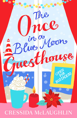 Open for Business – Part 1 (The Once in a Blue Moon Guesthouse, Book 1)