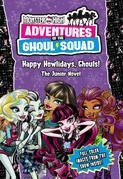 Monster High: Fall 17 Entertainment Junior Novel