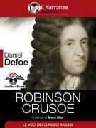 Robinson Crusoe (Audio-eBook)