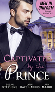 Men In Uniform: Captivated By The Prince: The Italian Prince's Proposal / Prince Voronov's Virgin / The Amalfi Bride (Mills & Boon M&B)