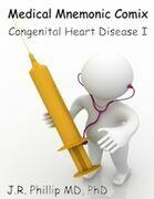 Medical Mnemonic Comix - Congenital Heart Disease I