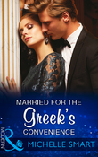 Married For The Greek's Convenience (Mills & Boon Modern) (Brides for Billionaires, Book 4)