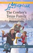 The Cowboy's Texas Family (Mills & Boon Love Inspired) (Lone Star Cowboy League: Boys Ranch, Book 4)