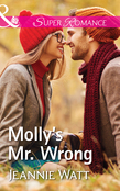 Molly's Mr. Wrong (Mills & Boon Superromance) (The Brodys of Lightning Creek, Book 4)