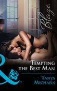 Tempting The Best Man (Mills & Boon Blaze) (Wild Wedding Nights, Book 2)