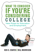 What to Consider If You're Considering College