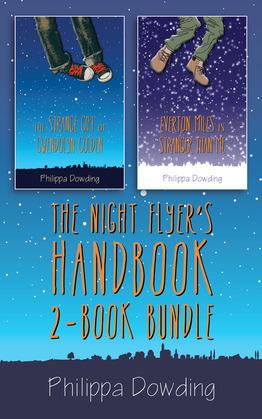 The Night Flyer's Handbook 2-Book Bundle: The Strange Gift of Gwendolyn Golden / Everton Miles Is Stranger Than Me