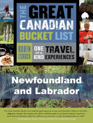 The Great Canadian Bucket List — Newfoundland and Labrador