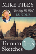 Mike Filey's Toronto Sketches, Books 1-3