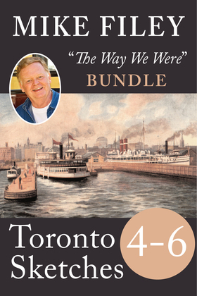 Mike Filey's Toronto Sketches, Books 4-6