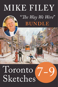 Mike Filey's Toronto Sketches, Books 7-9