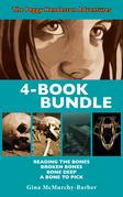 Peggy Henderson Adventures 4-Book Bundle: A Bone to Pick / Bone Deep / Broken Bones / Reading the Bones