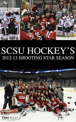 SCSU Hockey's 2012-2013 Shooting Star Season