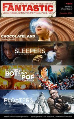 Fantastic Stories of the Imagination #223: December 2014
