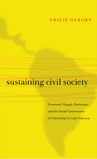 Sustaining Civil Society