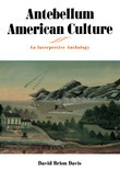 Antebellum American Culture