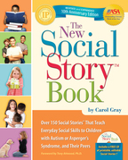 The New Social Story Book, Revised and Expanded 10th Anniversary Edition: Over 150 Social Stories that Teach Everyday Social Skills to Children with A