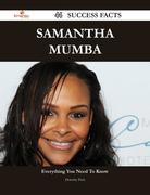 Samantha Mumba 44 Success Facts - Everything you need to know about Samantha Mumba