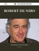 Robert De Niro 34 Success Facts - Everything you need to know about Robert De Niro