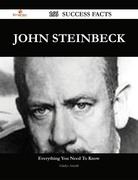John Steinbeck 166 Success Facts - Everything you need to know about John Steinbeck