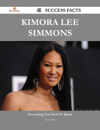 Kimora Lee Simmons 41 Success Facts - Everything you need to know about Kimora Lee Simmons