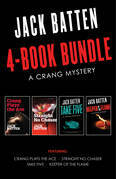 Crang Mysteries 4-Book Bundle: Crang Plays the Ace / Straight No Chaser / Take Five / and 1 more