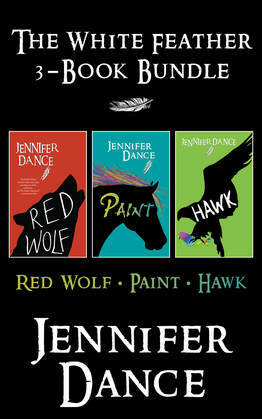 White Feather 3-Book Bundle