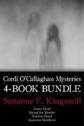 Cordi O'Callaghan Mysteries 4-Book Bundle