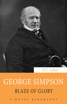 George Simpson: Blaze of Glory