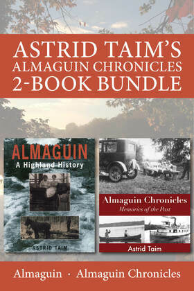 Astrid Taim's Almaguin Chronicles 2-Book Bundle: Almaguin / Almaguin Chronicles