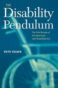 The Disability Pendulum
