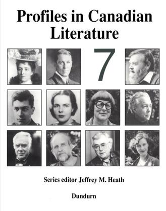 Profiles in Canadian Literature 7: Volume 7