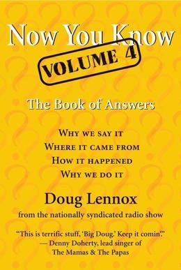 Now You Know, Volume 4: The Book of Answers