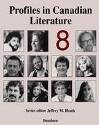 Profiles in Canadian Literature 8: Volume 8