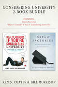Considering University 2-Book Bundle