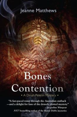 Bones of Contention: A Dinah Pelerin Mystery