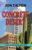 Concrete Desert: A David Mapstone Mystery
