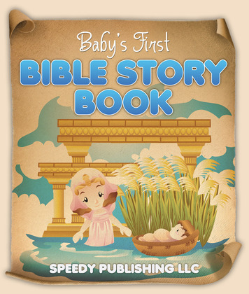 Baby's First Bible Story Book
